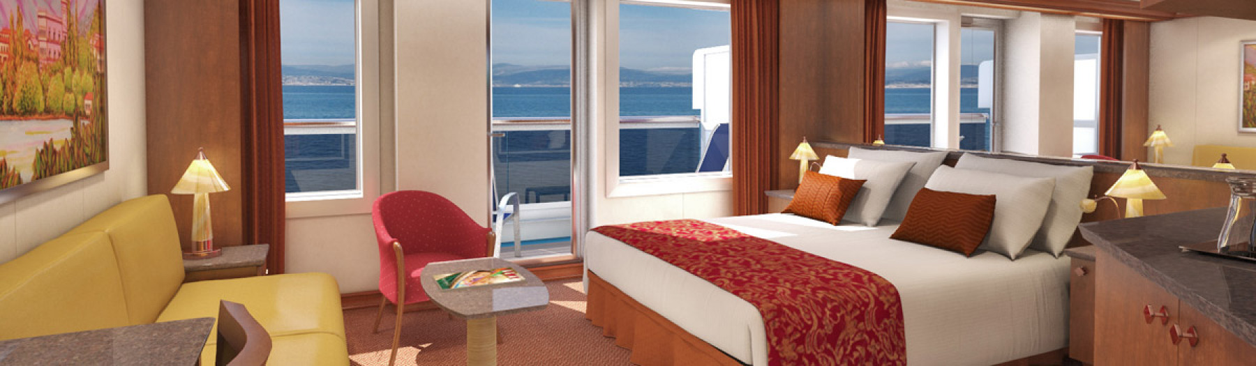 Carnival Cruise Lines Carnival Dream AccommodationOcean Suite.jpg
