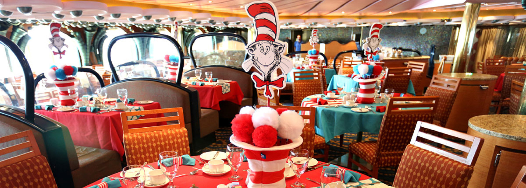 Carnival Cruise Lines Carnival Conquest Interior Green Eggs and Ham Breakfast.jpg