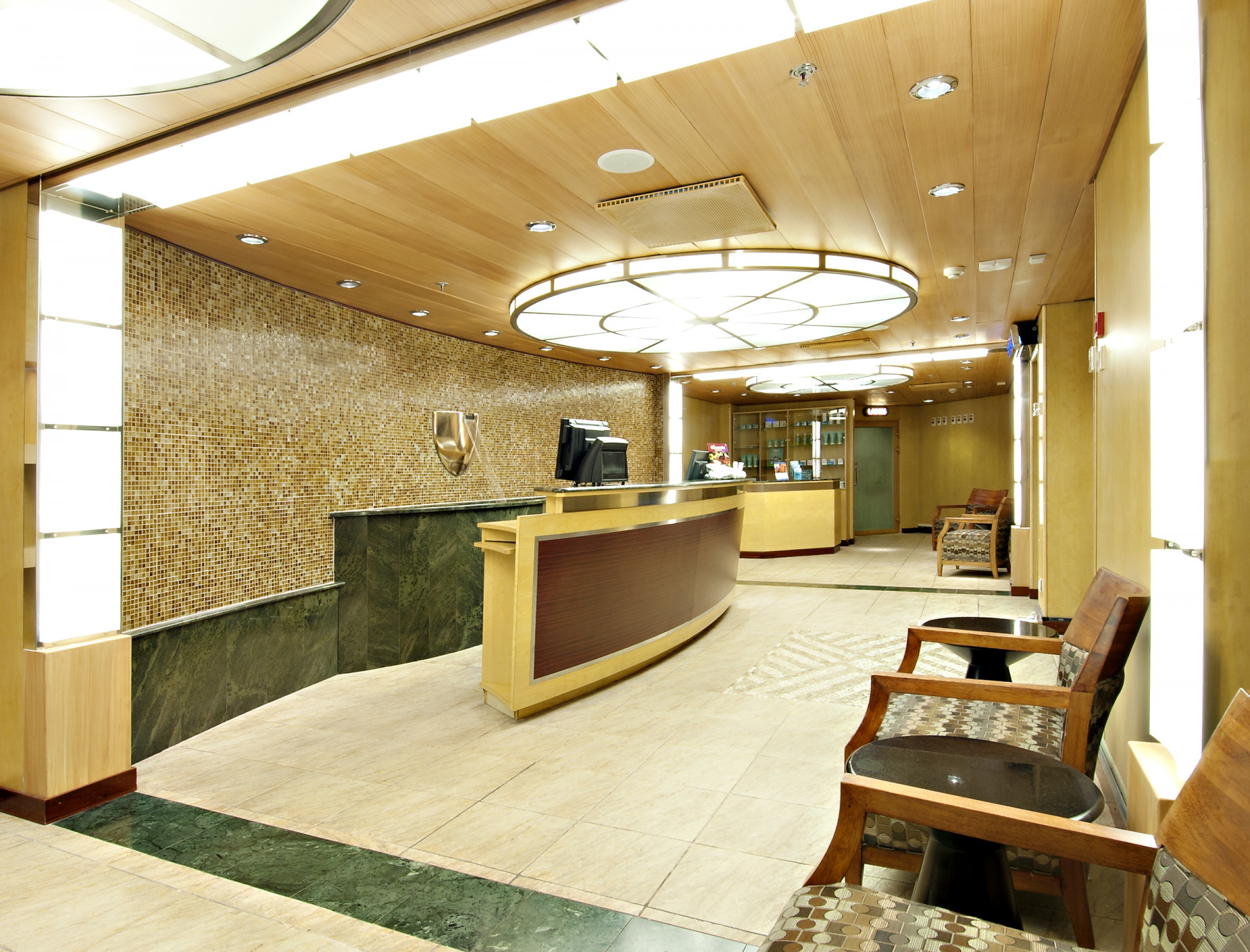 Carnival Sensation Spa Reception Area 2.jpg