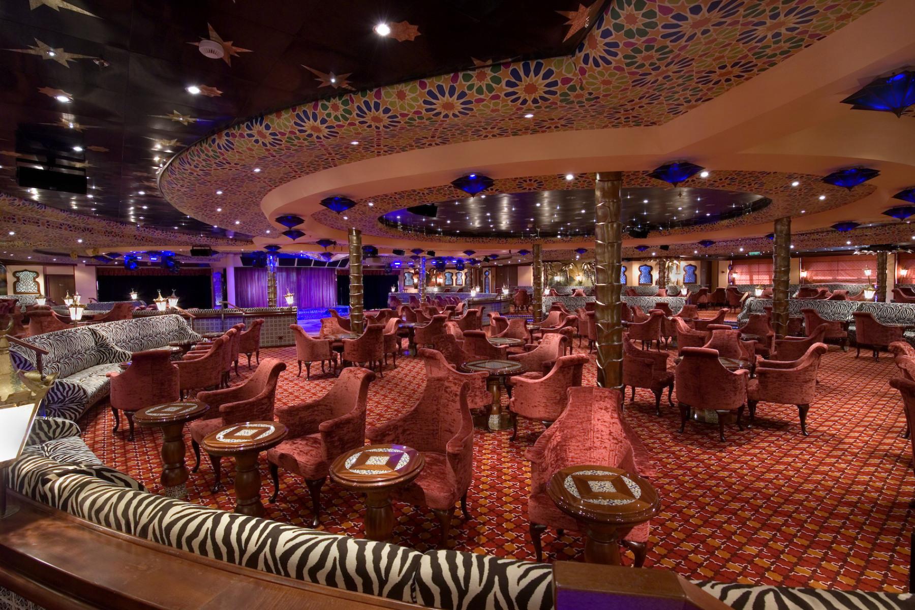 Carnival Splendor El Moroccan Lounge 1.jpg