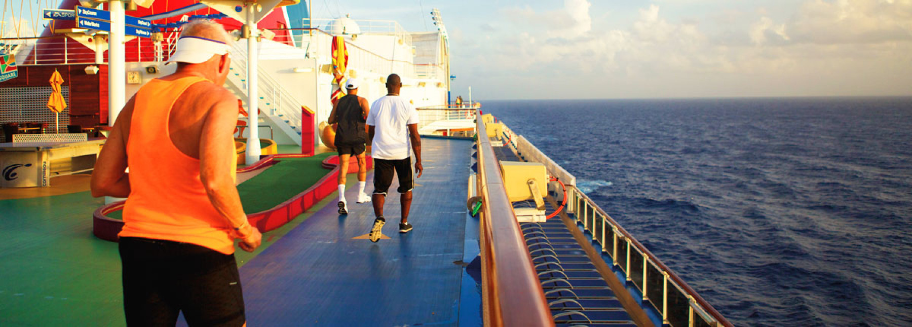 Carnival Cruise Lines Carnival Sunshine Exterior Jogging Track.jpeg