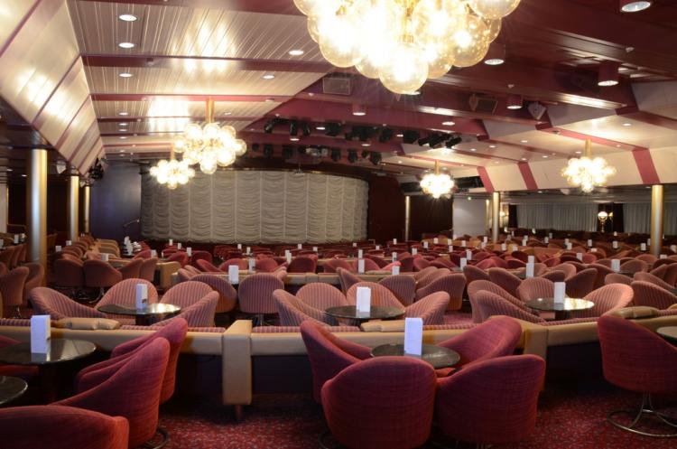 Celestyal Cruises Celestyal Olympia Interior Muses Lounge 05.JPG