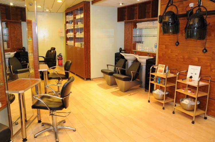 Celestyal Cruises Celestyal Olympia Interior Sana Beauty Center 04.JPG