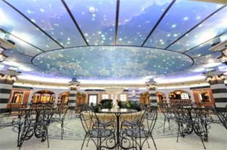 MSC Cruises Fantasia Class piazza icecream.jpg