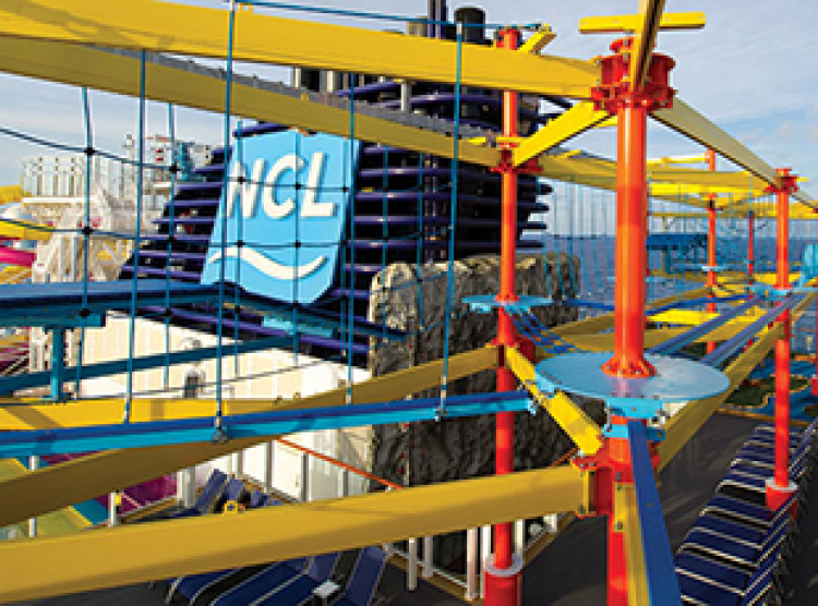 Norwegian Cruise Line Norwegian Breakaway Exterior Sports Complex.jpg