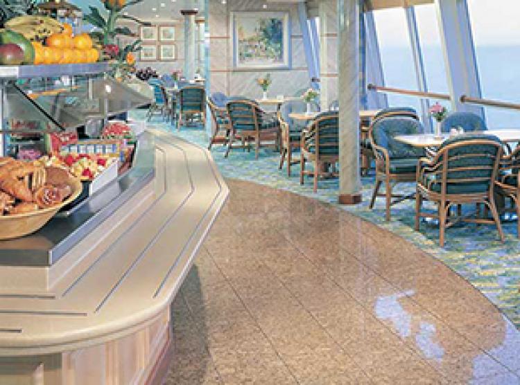 Norwegian Cruise Line Norwegian Dawn Interior Garden Cafe.jpg
