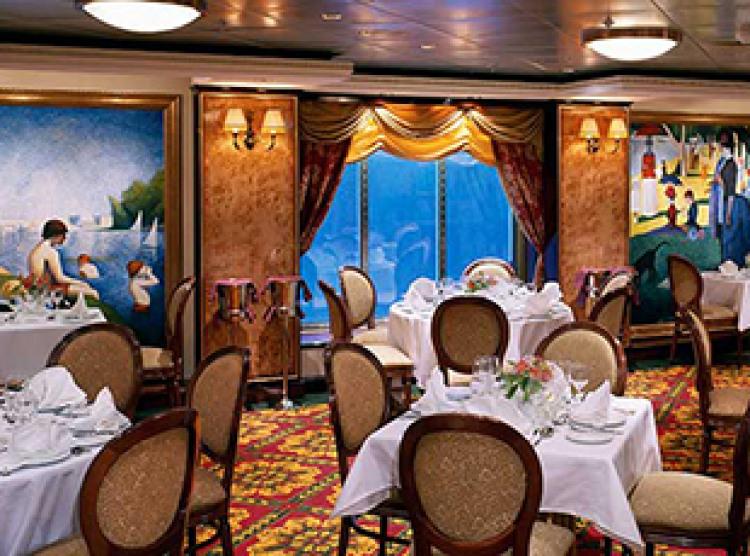 Norwegian Cruise Line Norwegian Dawn Interior La Cucina Restaurant.jpg