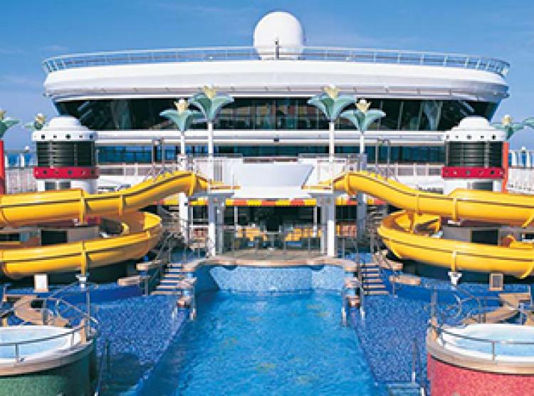 Norwegian Cruise Line Norwegian Dawn Exterior The Oasis Pool.jpg