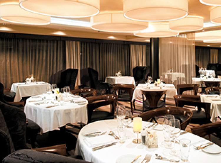 Norwegian Cruise Line Norwegian Epic Interior The Haven Restaurant.jpg