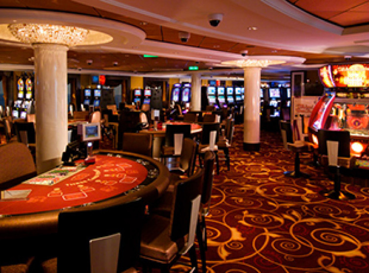 Norwegian Cruise Line Norwegian Epic Interior The Epic Casino.jpg