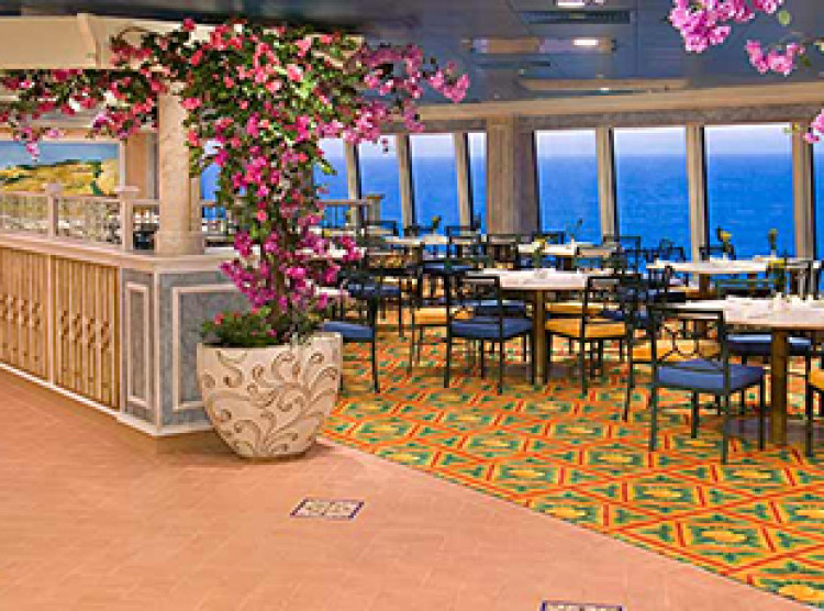 Norwegian Cruise Line Norwegian Jewel Interior Garden Cafe.jpg