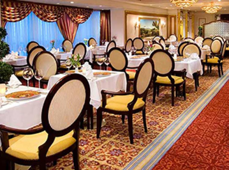 Norwegian Cruise Line Norwegian Spirit Interior Le Bistro French Restaurant.jpg