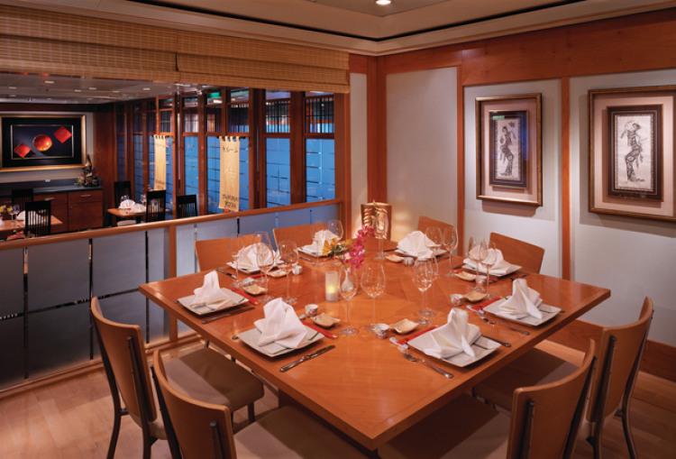 Norwegian Cruise Line Norwegian Spirit Shogun Asian Restaurant jpg.jpg