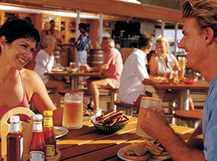 Norwegian Cruise Line Norwegian Spirit Interior Bier Garten Grill.jpg