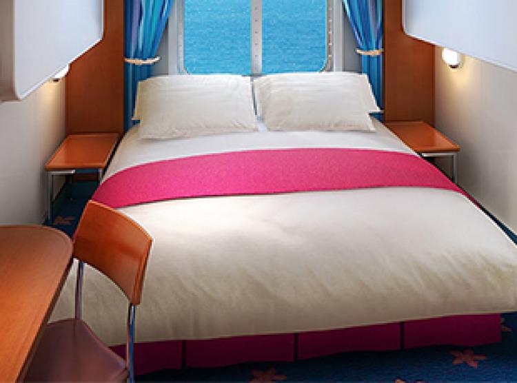 Norwegian Cruise Line Pride of America Accommodation oceanview .jpg