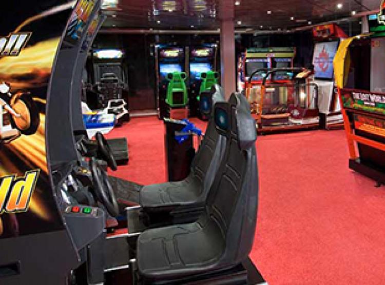 Norwegian Cruise Line Pride of America Interior video arcade.jpg