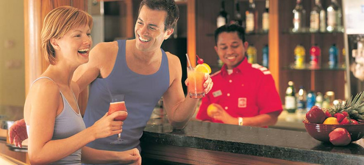 Norwegian Cruise Line Norwegian Star Barong Juice bar.jpg