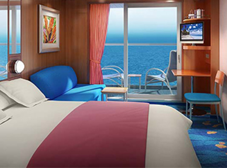 Norwegian Cruise Line Norwegian Jewel Accommodation Balcony.jpg