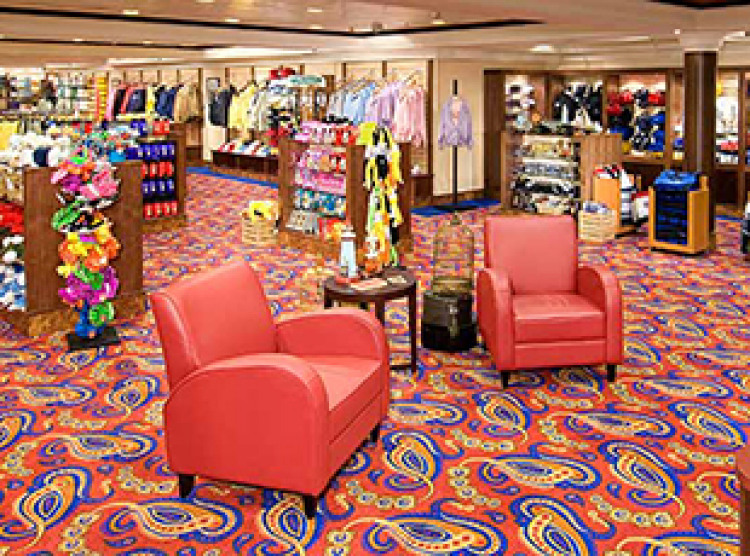 Norwegian Cruise Line Norwegian Jewel Interior The Galleria Shops.jpg