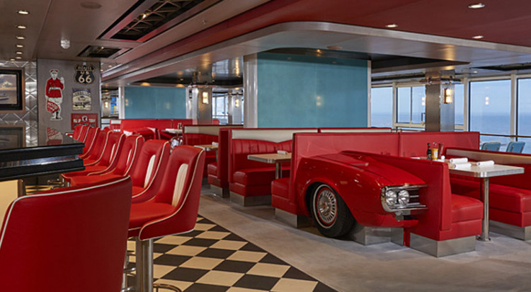 Norwegian Cruise Lines Norwegian Joy Interior American Diner.jpg