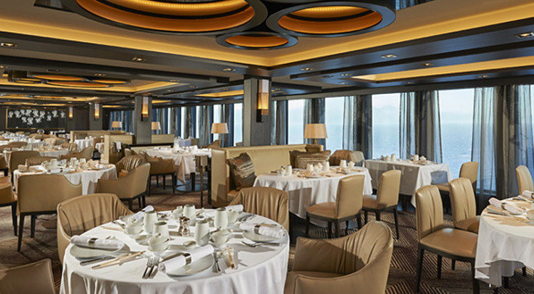 Norwegian Cruise Lines Norwegian Joy Interior Haven Restaurant.jpg