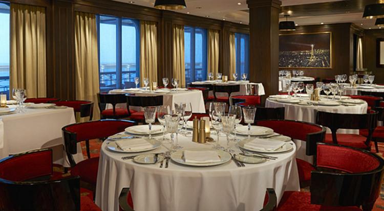 Norwegian Cruise Lines Norwegian Joy Interior Le Bistro.jpg