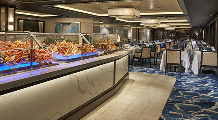 Norwegian Cruise Lines Norwegian Joy Interior Neptune Seafood.jpg