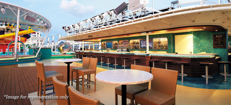 Norwegian Cruise Lines Norwegian Joy Interior Waves Bar.jpg