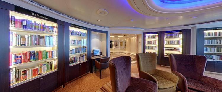 P&O Cruises Azura Interior Library 3.jpg