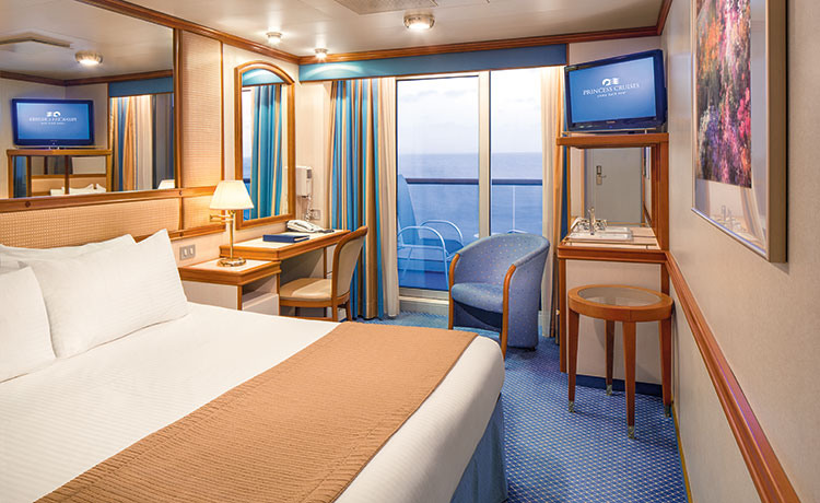 Princess Cruises Ruby Princess Accommodation Premium Balcony.jpg