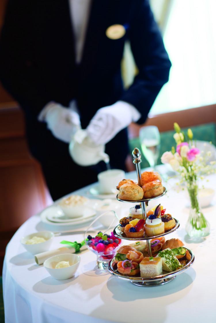 Princess Cruises Grand Class Ruby Princess Afternoon_Tea_close-up_food.jpg