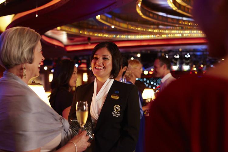 Princess Cruises Ruby Princess Interior Club Fusion Cocktails.jpeg