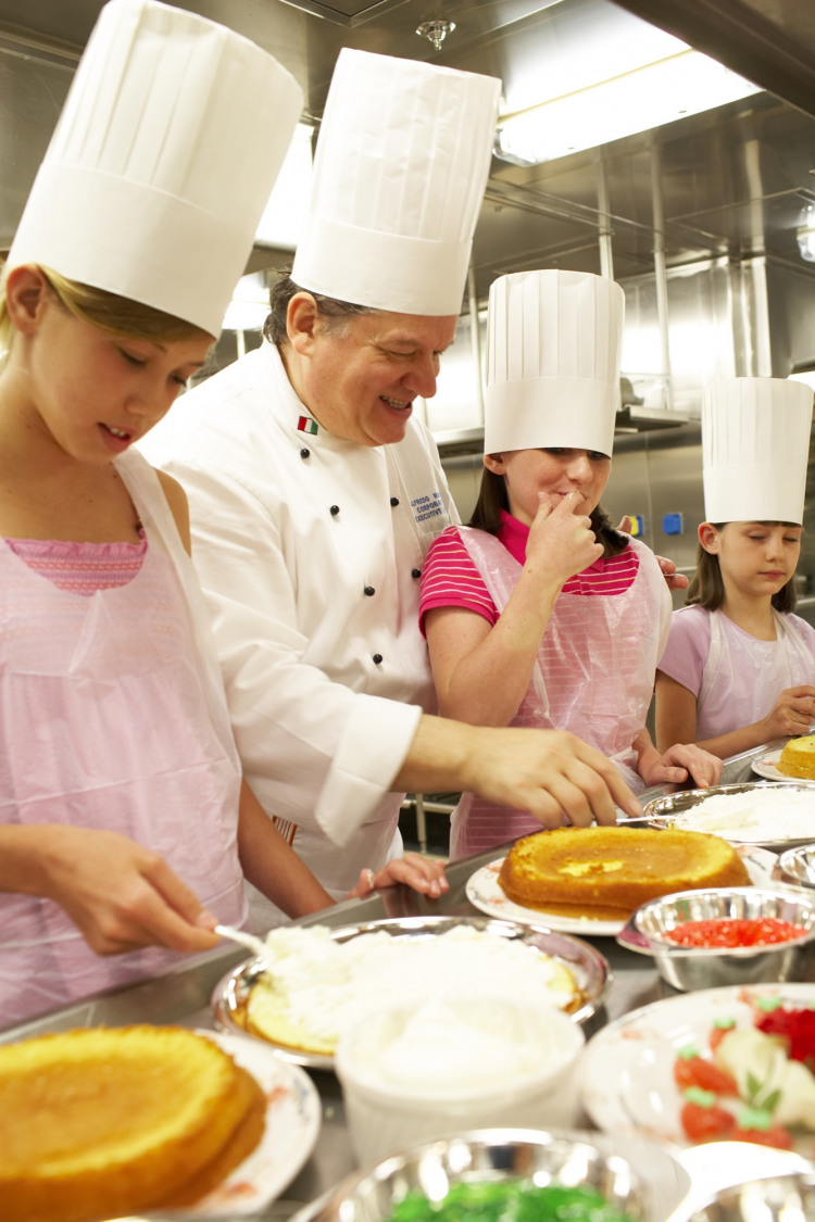 Princess Cruises Coral Class Interior kids cooking 1.jpg