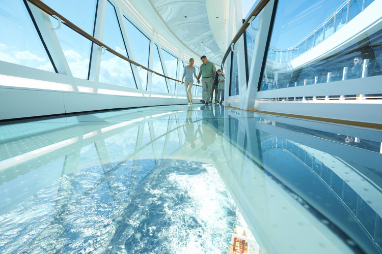 Princess Cruises Royal Class Interior seawalk 3.jpg