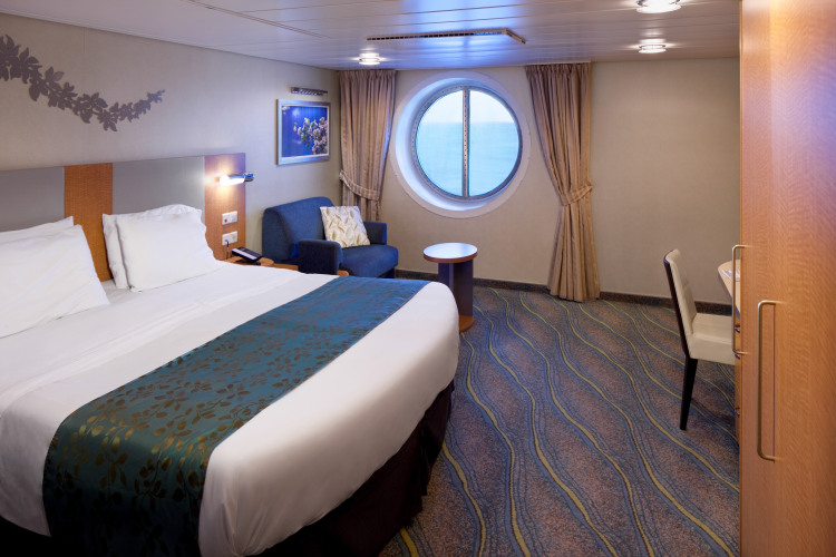 Royal Caribbean International Oasis of the seas accommodation Oceanview Stateroom.jpg