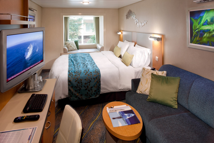 Royal Caribbean International Oasis of the seas accommodation central park view stateroom.jpg