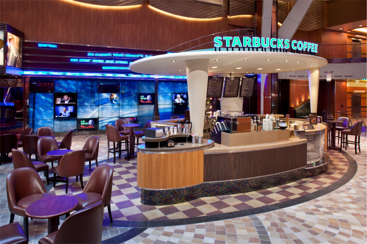Royal Caribbean International Allure of the Seas Interior Starbucks.jpg