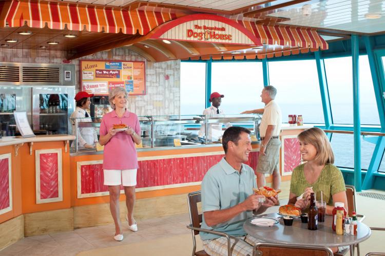 royal caribbean international brilliance of the seas boardwalk dog house .jpg