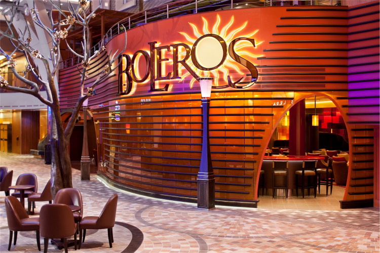Royal Caribbean International Allure of the Seas Interior Boleros 1.jpg