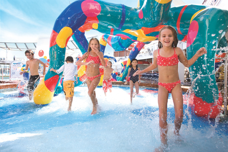 Royal Caribbean International Oasis of the Seas Exterior SPORTZONE H20 Zone kids Waterpark.jpg