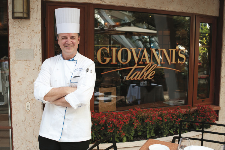 Royal Caribbean International Allure of the Seas Exterior Giovannis Table Chef 1.jpg