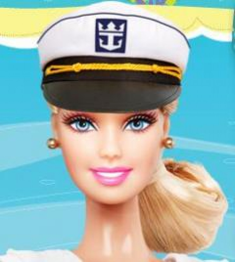 Royal Caribbean Independance of the seas barbie experience.JPG