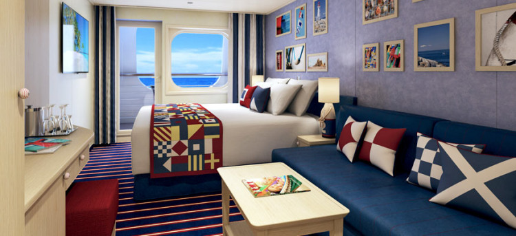 Carnival Cruises Carnival Horizon Accommodation Family Balcony.jpg