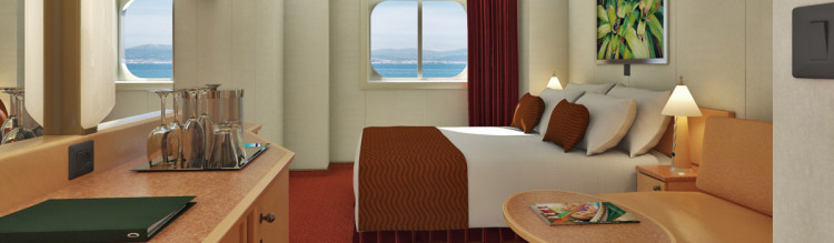 Carnival Cruise Lines Carnival Dream AccommodationDeluxe Ocean View .jpg