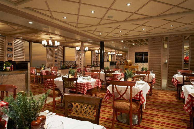 Carnival Cruise Lines Carnival Sunshine Cucina Del Capitano 1.jpg