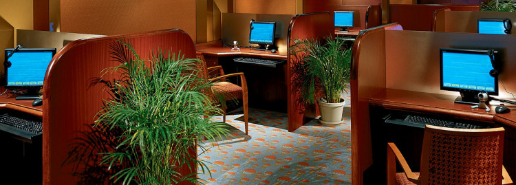 Carnival Cruise Lines Carnival Dream Interiorinternet-cafe-1.jpg