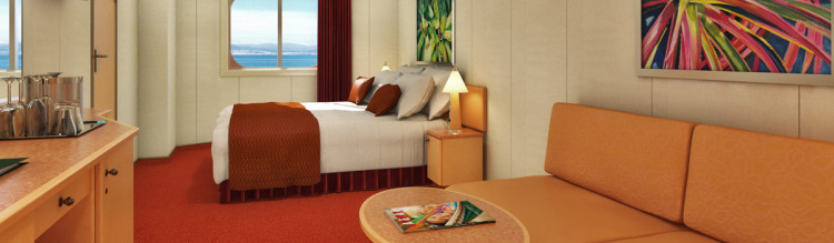Carnival Cruise Lines Carnival Splendor Accommodation Ocean View.jpg