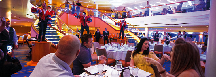 Carnival Cruise Lines Carnival Sunshine Interior Signature Dining.jpg