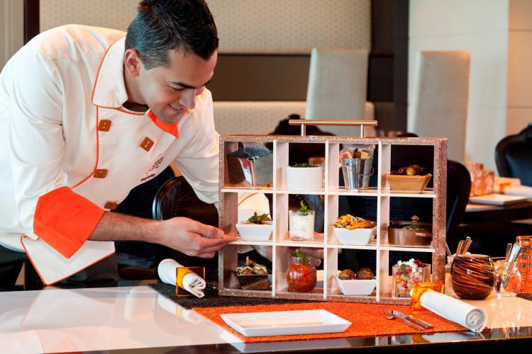 celebrity cruises celebrity eclipse Qsine 2 restaurant.jpg