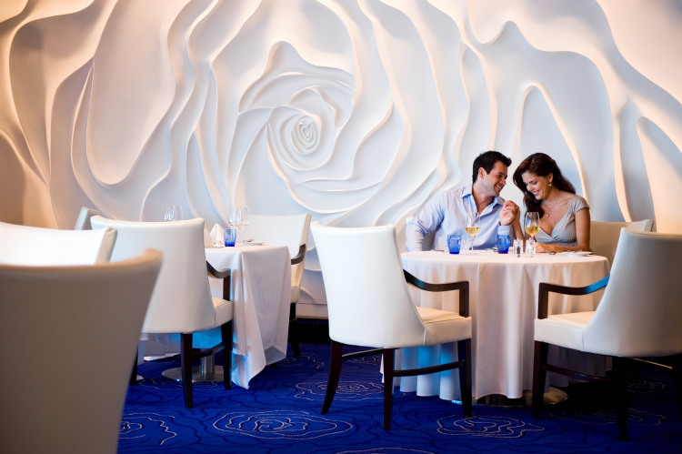 celebrity cruises celebrity eclipse blu restaurant.jpg